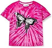 Desigual TS_roterdam Camiseta para Niñas