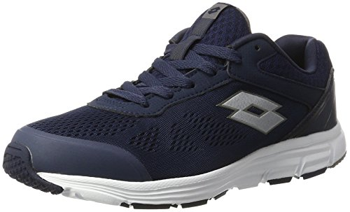 Lotto Herren Lightrun Outdoor Fitnessschuhe Blau (BLU AVI/SLV MT)