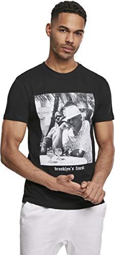orious Big Brooklyns Finest T-Shirt, Black, L ()