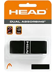 Head Dual Absorbing - Grip, color negro