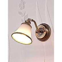 Energiespar Spiegelleuchte im Jugendstil Badleuchte Badlampe Badezimmer Lampe