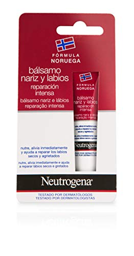 Neutrogena Bálsamo Nariz Labios Reparación Intensa
