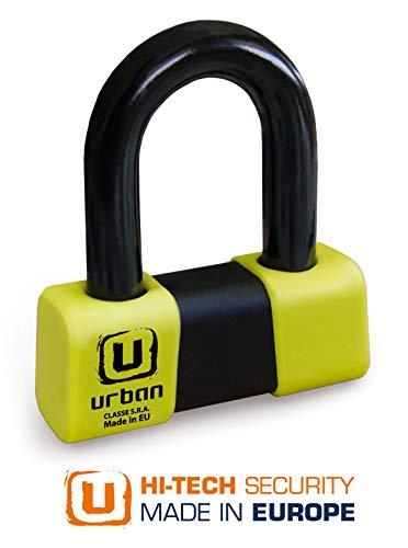 Urban security U75-I Antivol mini-U SRA bloque-disque moto scooter homologué classe SRA