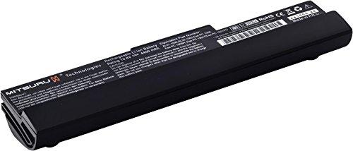 Mitsuru 4400mAh Batterie Ordinateur Portable Laptop pour ASUS EeePC
