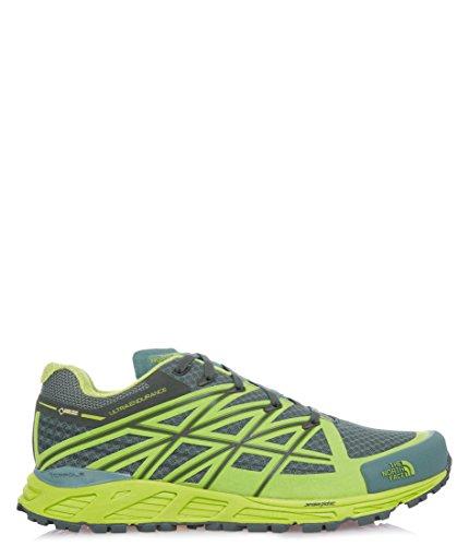 The North Face M Ultra Endurance Gtx, Chaussures de Trail Homme Verde (Verde(Duckgrn/Limegrn))