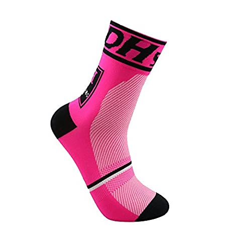 Eizur Unisex Summer Cycling Socks Sportive Arch Protection Compression Sock