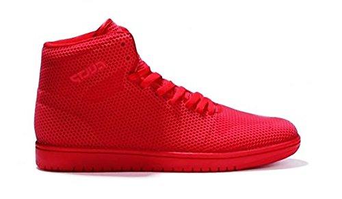 Herren Sportschuhe High Top Sneakers Basketball Freizeit