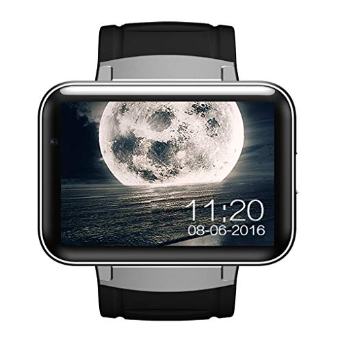 Mengonee DM98 SIM Card 3G Smart Watch Bluetooth 4.0 GPS WiFi Android 4.4.2 Orologio da 2,2 Pollici