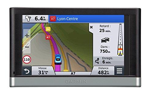 Garmin NÜVI 2447LMT GPS Eléments Dédiés à la Navigation Embarquée Europe Fixe, 16:9