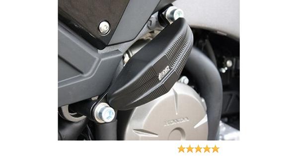 Satz Gsg Moto Sturzpads Streetline Passend Für Die Honda Vfr 1200 X Crosstourer 12 Auto