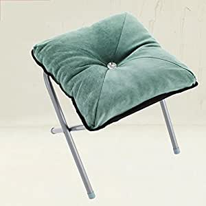 Portable folding stool / outdoor small bench / change ...