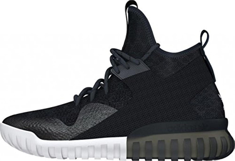 adidas   Tubular X Primeknit Schuh   Core Black   42 2/3