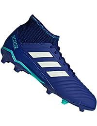 online store 43299 075e7 adidas Predator 18.3 FG J, Chaussures de Football garçon