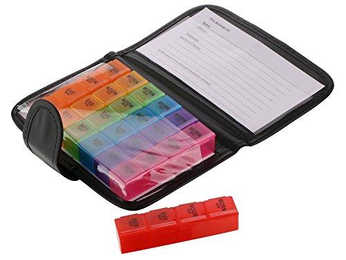 Miamour Wallet Plastic Pill Box