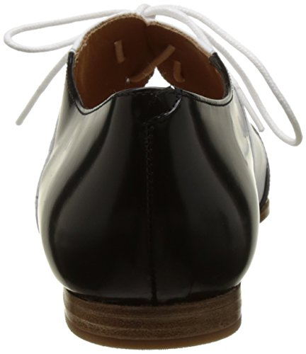 ... Emma Go Casey, Damen Walkingschuhe Multicolore (Cordoban Black/Calf  White/ Cordoban Black ...