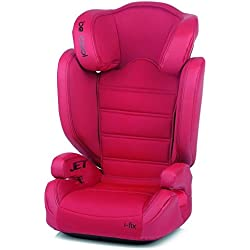 Be Cool - Silla de auto jet i-fix rojo - grupo 2/3