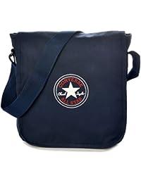 Converse Unisex-Erwachsene Flap Bag Umhängetasche