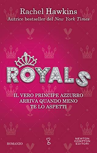 Royals di [Hawkins, Rachel]