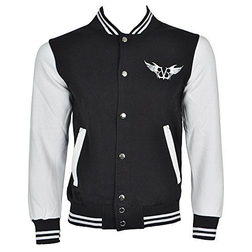 Black Veil Brides Gate Baseball Varsity Jacket