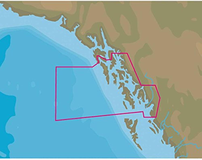 C MAP NT+ NA C810 Dixon Entrance to Chatham Strait   C Card Format