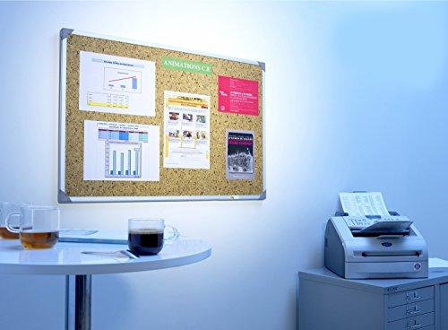 Post-it® Memoboard Hafttafel (90 X 60 Cm, Mit Rahmen) Korkmuster ...