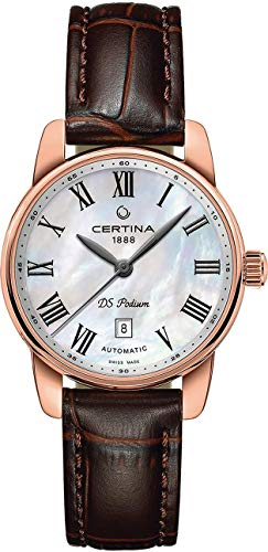 Certina DS Podium C001.007.36.113.00 Automatic Watch for women Excellent readability