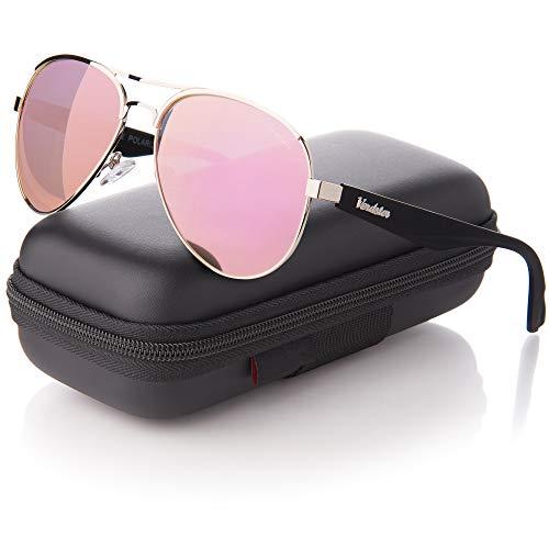adf2a6ff54 Gafas de sol de aviador de Verdster a 41,95€ - Ofertas.com
