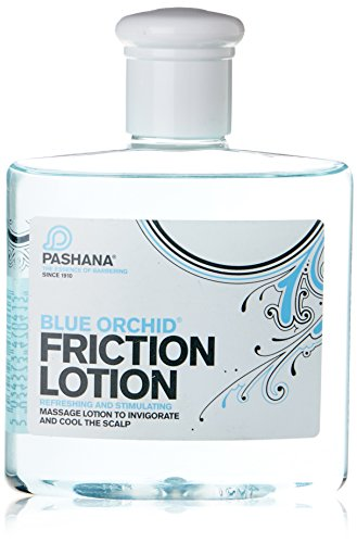 Pashana Blue Orchid Friction Hair Lotion 250ml - hair tonic