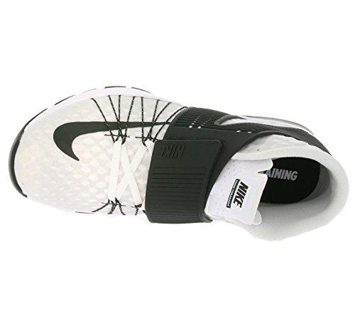 Homens branco Nike Wanderschuhe Blanco Trem Preto Toranada Zoom x1xwYUr
