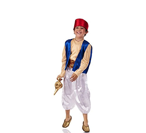 Zzcostumes Aladdin Kostüm für Ein Kind
