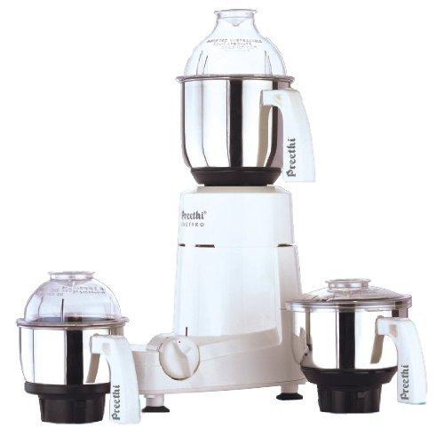 Preethi Chef Pro 750-Watt Mixer Grinder