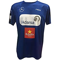 Camiseta Nox Sponsor M. Lamperti-M