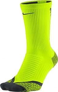 Elite nike cushion crew paire de chaussettes de course Multicolore Multicolore 8-9.5