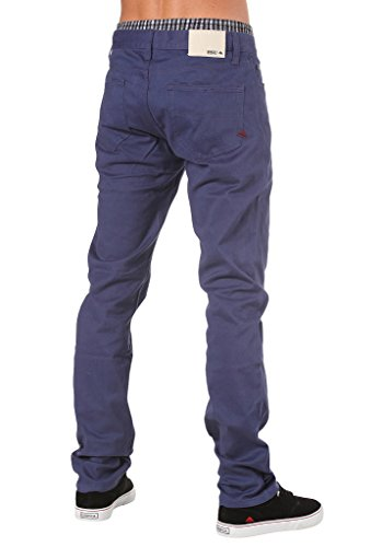 Emerica Herren Jeans Hsu Saratoga Blue
