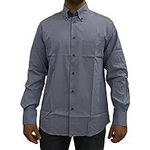 48343bc7c4c57 SEA BARRIER Camicia Uomo Manica Lunga Cotone Taglie Forti Extra Art Valdes  CONF