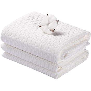 Waterproof Mattress Protector Washable Bed Pad