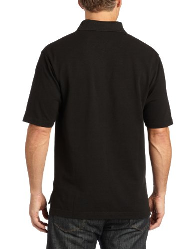 Woolrich, Inc. Herren Elite Tactical Short Sleeve Polo schwarz