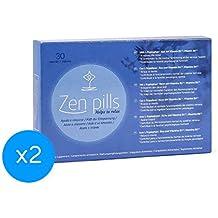 2 Zen Pills: Cápsulas relajantes para controlar la ansiedad
