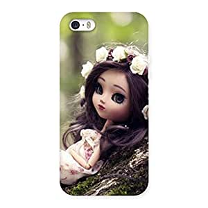 Gorgeous Angel And Tree Multicolor Back Case Cover for iPhone 5 5S