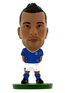 SoccerStarz-soc1147-Everton Morgan Schneiderlin-Kit de casa (Classic)/Cifras