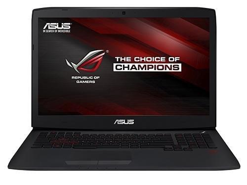 """Asus ROG G751JL-T7009H PC Portable Gamer 17,3"""" Noir d'occasion  Livré partout en France"""