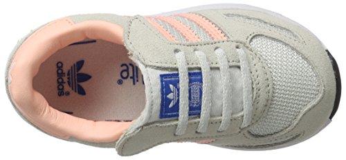 adidas Originals , Baskets pour femme Multicolore (Vintage White/haze Coral/clear Brown)