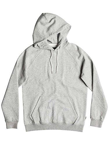 Quiksilver Herren Everyday Hood M Otlr Fleece Top Light Grey Heather