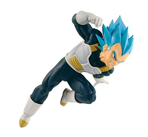 Banpresto. Dragon Ball Super Broly Figure Vegeta SSGSS Ultimate Soldiers The Movie Ahora Disponible!