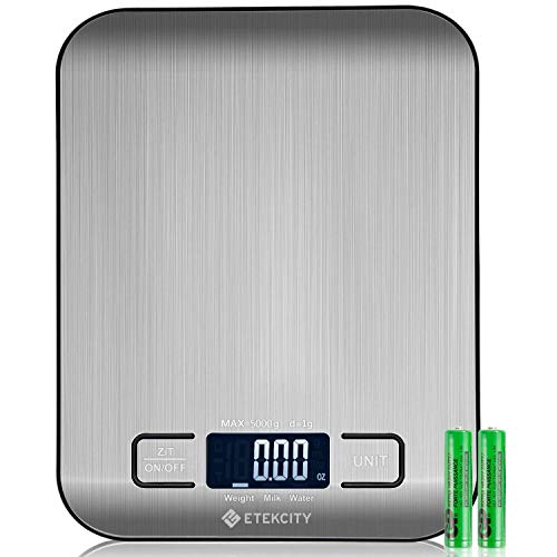 Etekcity EK6015 Báscula Digital para Cocina de