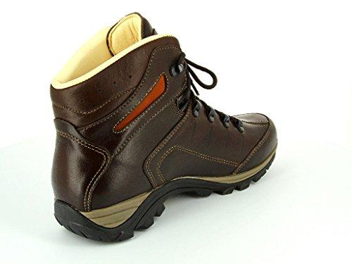 Meindl Schuhe Bergamo Lady Identity - dunkelbraun 38