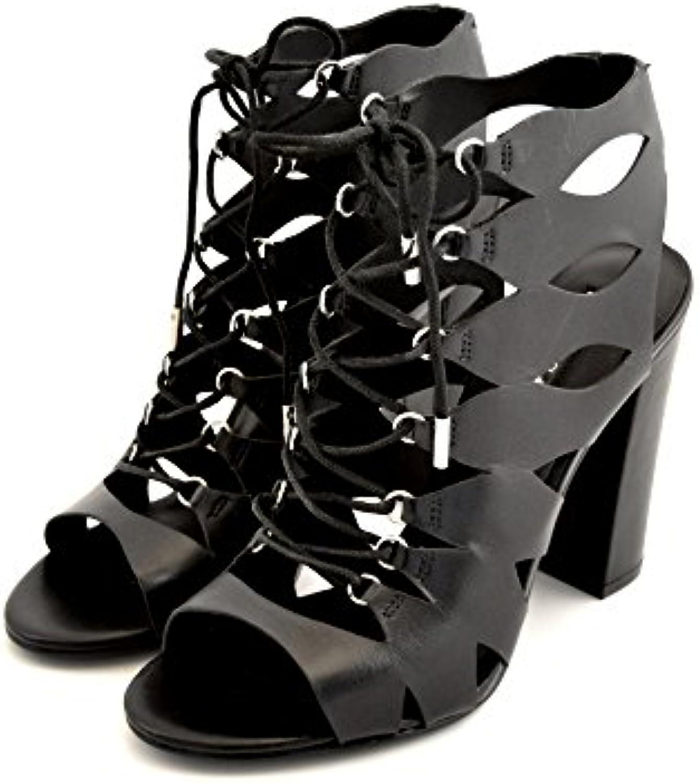 Guess Flebi1 Lea03 Sandalen Damen 2018 Letztes Modell  Mode Schuhe Billig Online-Verkauf