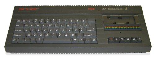 Sinclair ZX Spectrum +2 (grau) (Sinclair Computer)