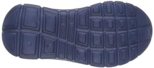 Playshoes EVA Basic 171730, Chaussures mixte enfant Bleu-TR-E1-335