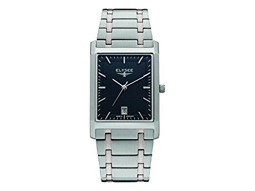 Elysee orologio uomo Classic Square 83810